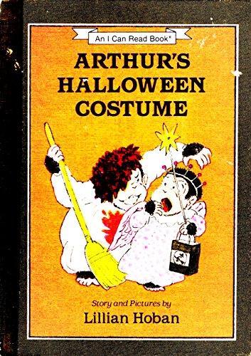 Arthur's Halloween Costume (An I can read book): Hoban, Lillian