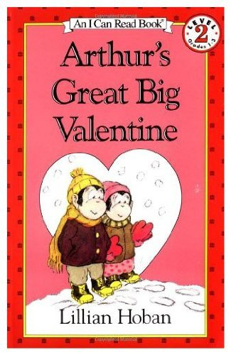 9780060224066: Arthur's Great Big Valentine (I Can Read Books (Harper Hardcover))
