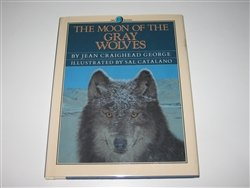 9780060224424: The Moon of the Gray Wolves (The Thirteen Moons Series)