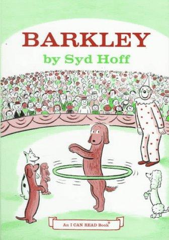 9780060224486: Barkley (I Can Read Level 1)