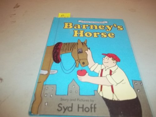 9780060224493: Barney's Horse: Story and Pictures (Early I Can Read Book)