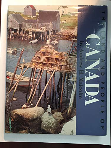 9780060224950: The Land and People of Canada (Portraits of the Nations)