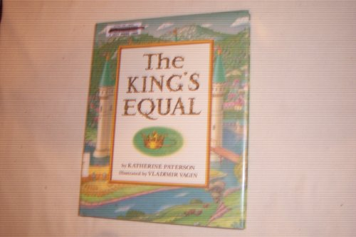 9780060224967: The King's Equal