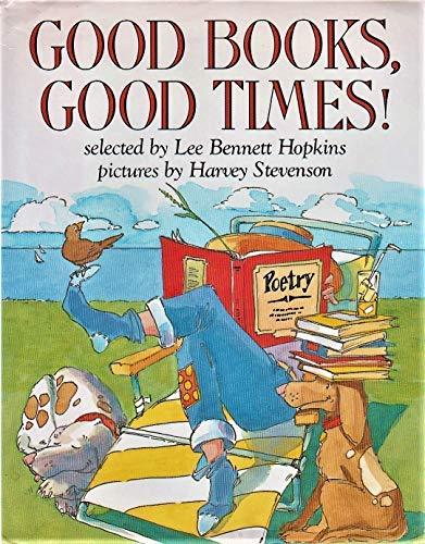 9780060225278: Good Books, Good Times!