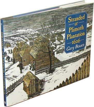 9780060225414: Stranded at Plimoth Plantation 1626