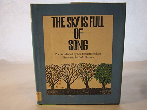 9780060225827: The sky is full of song