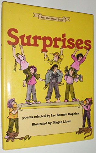 9780060225841: Surprises (An I can read book)