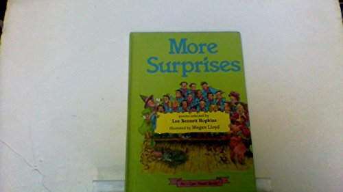 9780060226046: More surprises (An I can read book)
