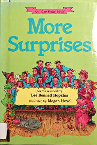 9780060226053: More Surprises (An I Can Read Book)