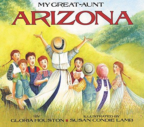 9780060226060: My Great-Aunt Arizona