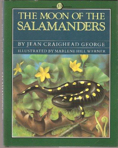 9780060226091: The Moon of the Salamanders (The Thirteen Moons)