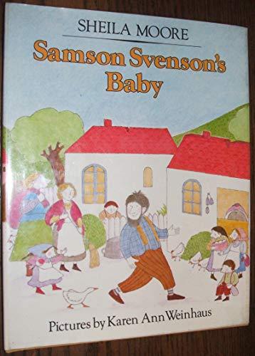 9780060226121: Samson Svenson's Baby