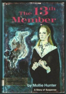 9780060226619: The 13th member;: A story of suspense,
