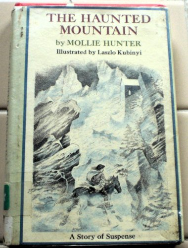 9780060226671: The Haunted Mountain