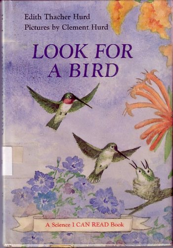 9780060227203: Look for a Bird (I Can Read Science Bks.)