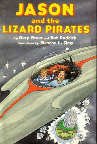 9780060227210: Jason and the lizard pirates