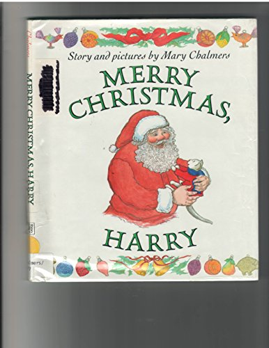 9780060227425: Merry Christmas, Harry: Story and Pictures