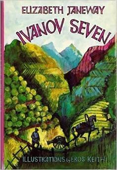 9780060228088: Ivanov Seven
