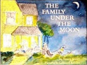 THE FAMILY UNDER THE MOON: Jewell, Nancy