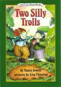 9780060228293: Two Silly Trolls (An I Can Read Book)