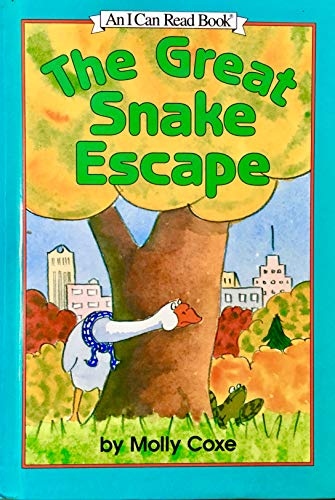 9780060228682: The Great Snake Escape (An I Can Read Book)