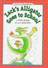 9780060228873: Zack's Alligator Goes to School (An I Can Read Book)
