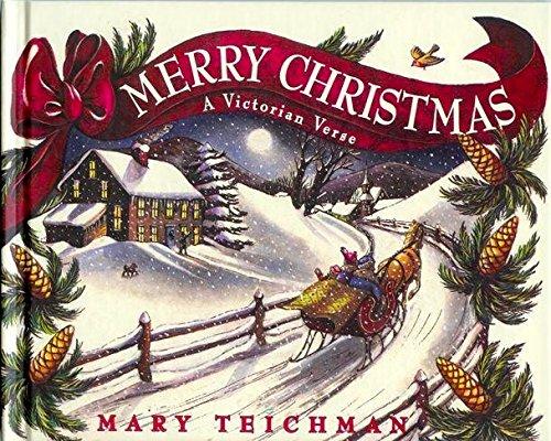 9780060228897: Merry Christmas: A Victorian Verse