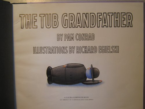 9780060228958: The Tub Grandfather