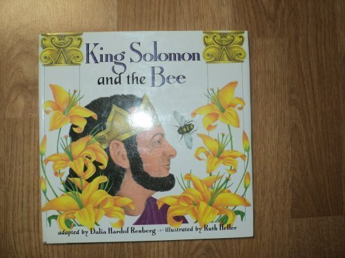 9780060228996: King Solomon and the Bee