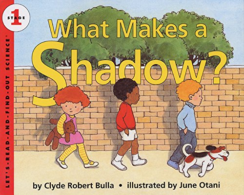 9780060229160: What Makes a Shadow? (Let's-Read-and-Find-Out Science 1)