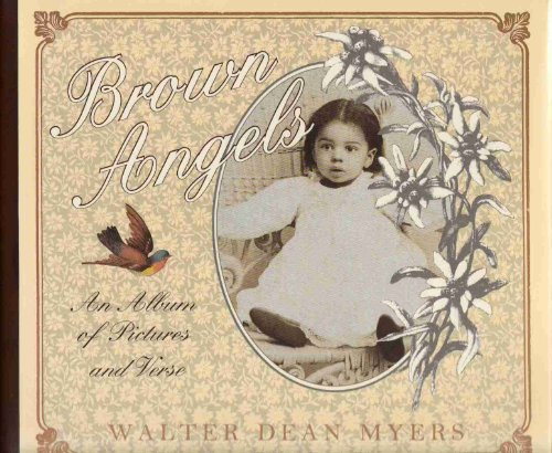 9780060229184: Brown Angels: An Album of Pictures and Verse