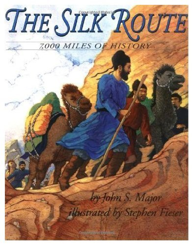 9780060229245: The Silk Route: 7,000 Miles of History