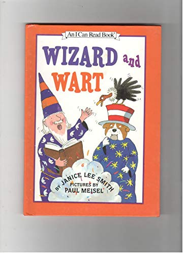 9780060229603: Wizard and Wart (An I Can Read Book)