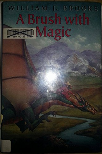 9780060229733: A Brush with Magic