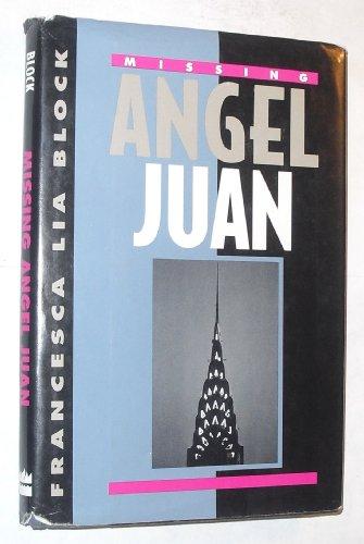 9780060230043: Missing Angel Juan