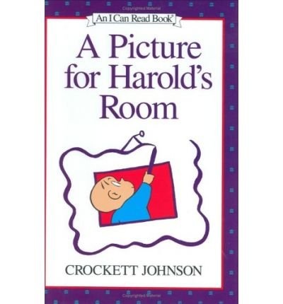 9780060230050: A Picture for Harold's Room