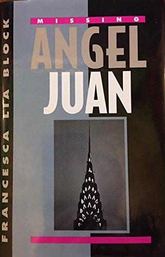 9780060230074: Missing Angel Juan (Weetzie Bat)