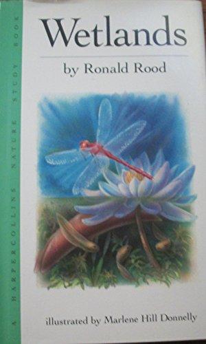 9780060230111: Wetlands (A Harpercollins Nature Study Book)