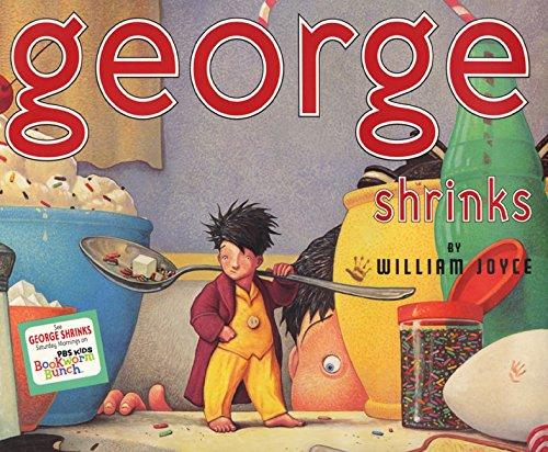 9780060230708: George Shrinks