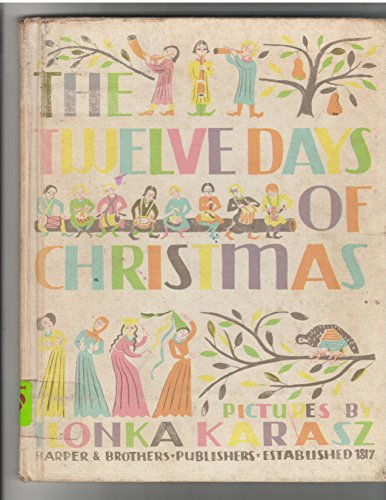 9780060230906: Twelve Days of Christmas