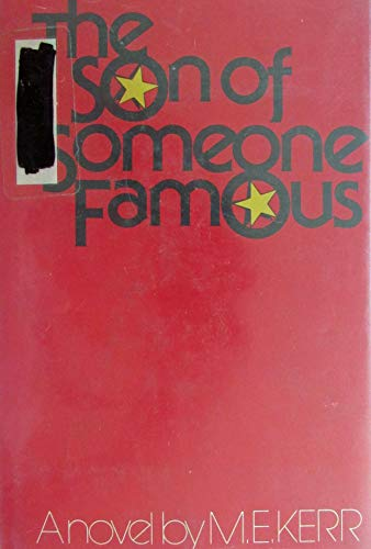 9780060231460: The son of someone famous,