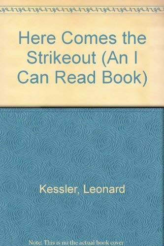 9780060231552: Here Comes the Strikeout (An I Can Read Book)