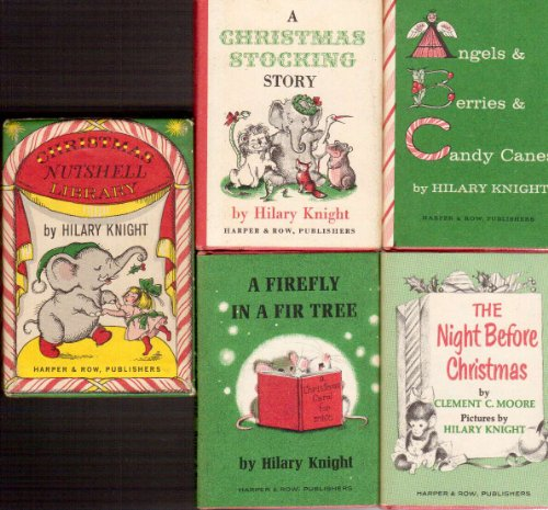 9780060231651: Christmas Nutshell Library