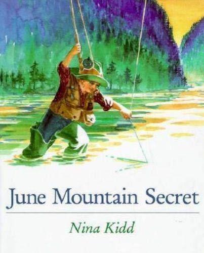 9780060231675: June mountain secret
