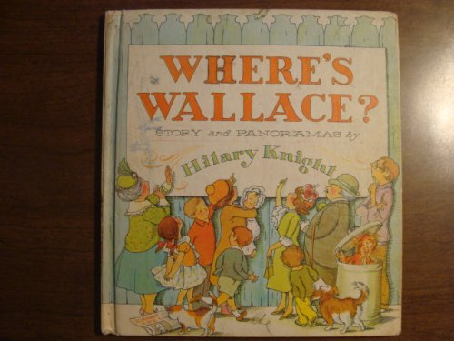 9780060231705: Where's Wallace