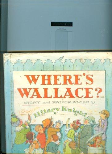 Where's Wallace: Hilary Knight