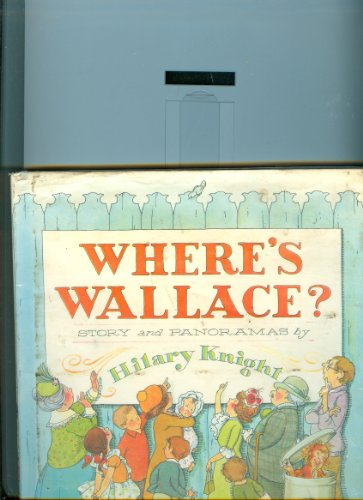 9780060231712: Where's Wallace