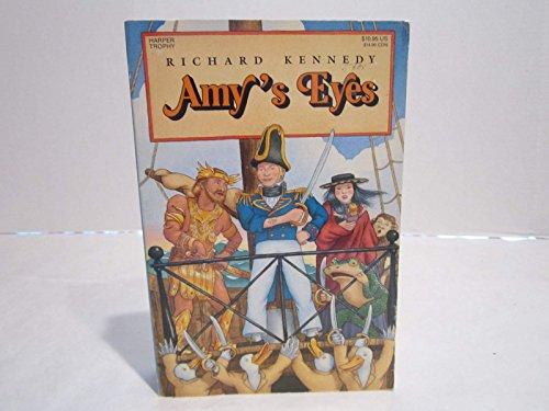 9780060232207: Amy's Eyes