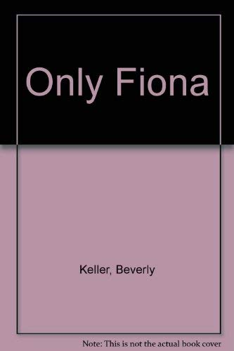 9780060232696: Only Fiona