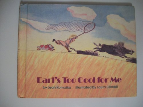 9780060232825: Earl's Too Cool for Me